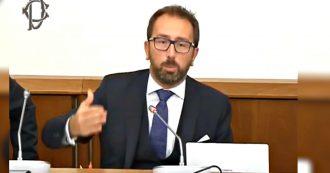 """Prescrizione, il Pd insiste sulla richiesta di rinvio della riforma: """"Da Bonafede garanzie non soddisfacenti"""""""