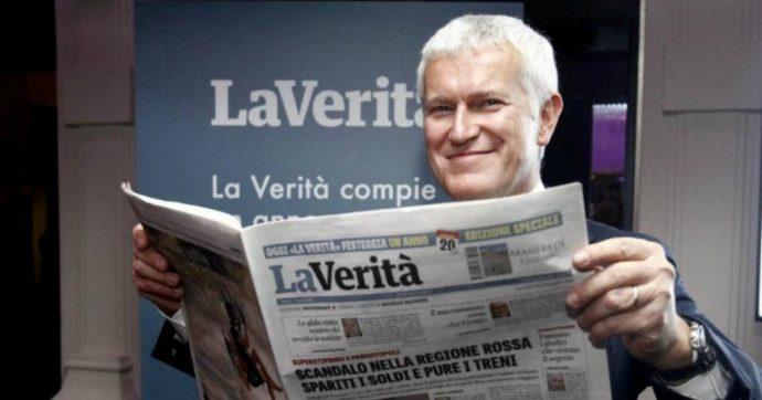 Mondadori, La Verità di Belpietro presenta offerta per 5 periodici. Gruppo pronto a cedere