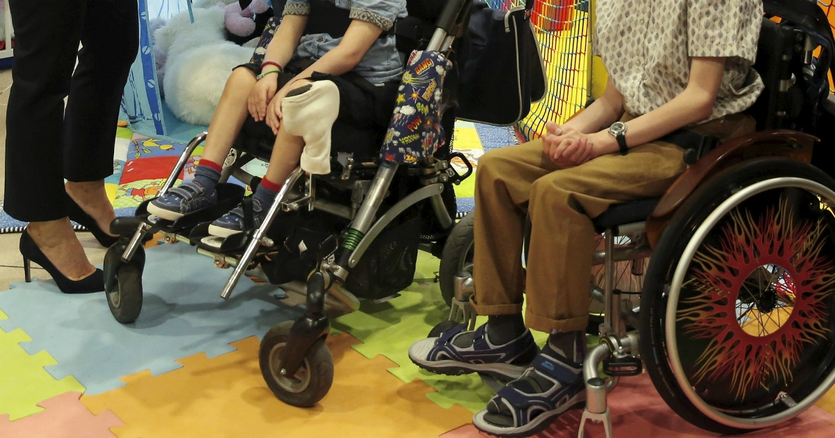 Giornata mondiale del disabile: evviva l'ipocrisia al potere!