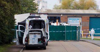 Gran Bretagna, trovati 39 cadaveri nel container di un tir proveniente dalla Bulgaria