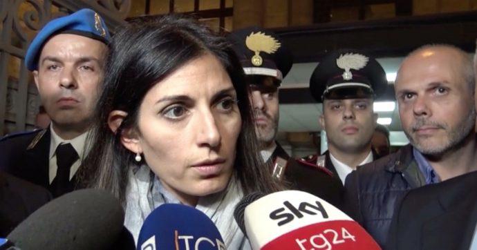 Roma, la sindaca Raggi chiede l'intervento dell'esercito per contrastare lo spaccio di droga nella zona sud-est della città