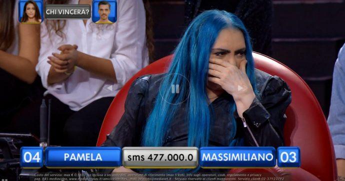 """Amici Celebrities, Loredana Bertè a Massimiliano Varrese: """"Ho immaginato Prince che usciva dalla tomba e ti strangolava"""""""