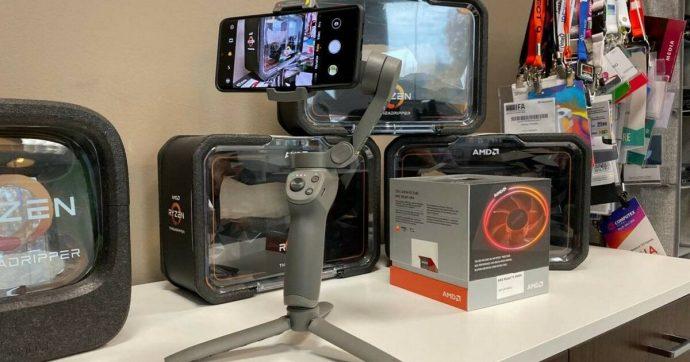 Gimbal DJI Osmo Mobile 3, il sostegno per fare riprese di qualità con lo smartphone