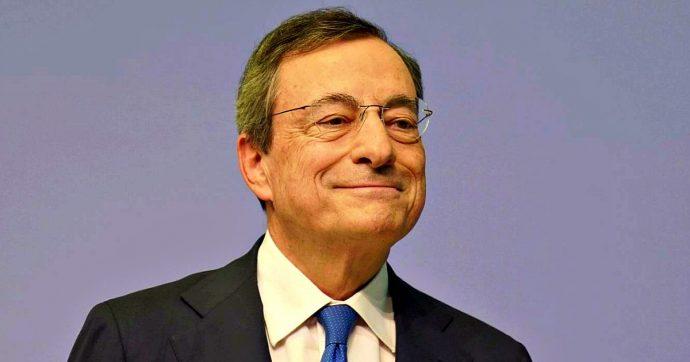 """Bce, ultima conferenza stampa di Draghi: """"Gli effetti negativi dei tassi sottozero? Più che compensati da quelli positivi"""""""
