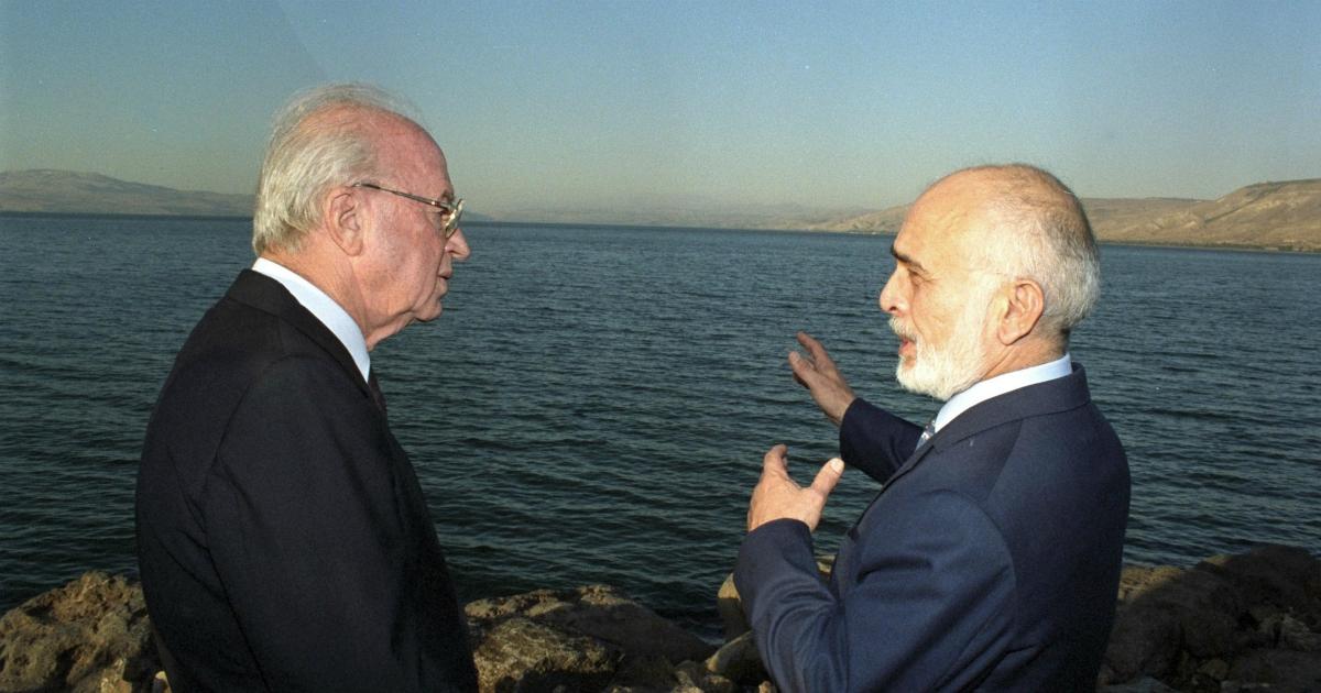 25 anni dalla pace tra Israele e Giordania. I grossi interessi reciproci che fanno di necessità virtù