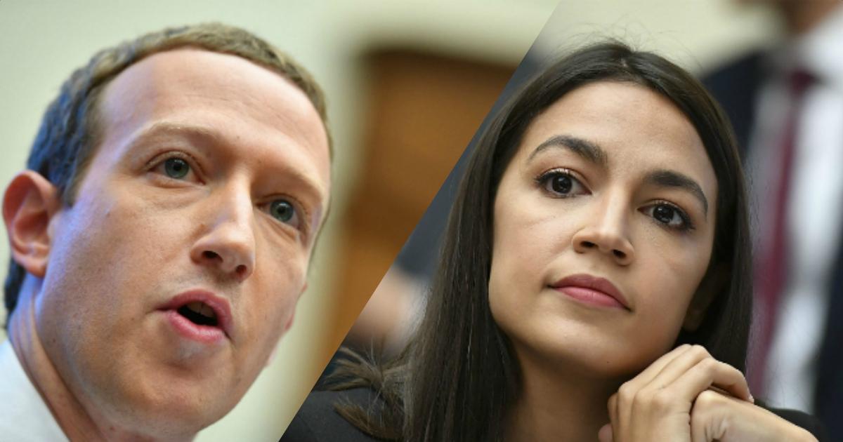 Facebook, il botta e risposta Ocasio Cortez-Zuckerberg non è di così semplice lettura