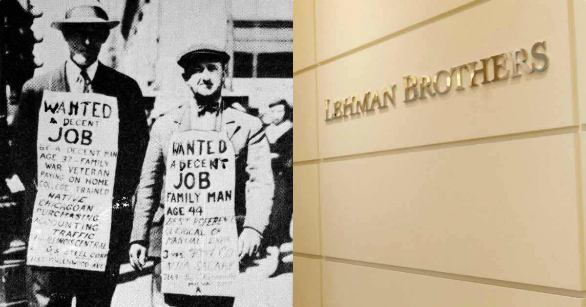 Crollo di Wall Street, un disastro epocale che spense l'illusione del boom