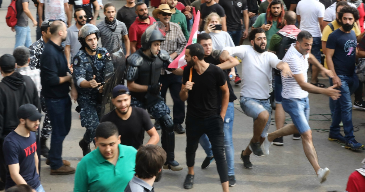 Il mondo arabo protesta per ottenere un cambiamento. E ricorda all'Occidente un diritto dimenticato
