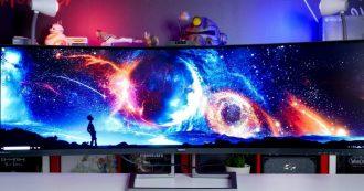 Philips Brilliance 499P9H è il monitor curvo da 49 pollici per la massima produttività