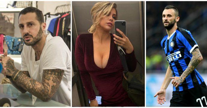 Presunto flirt tra Wanda Nara e Marcelo Brozovic: Fabrizio Corona rischia un nuovo processo per diffamazione