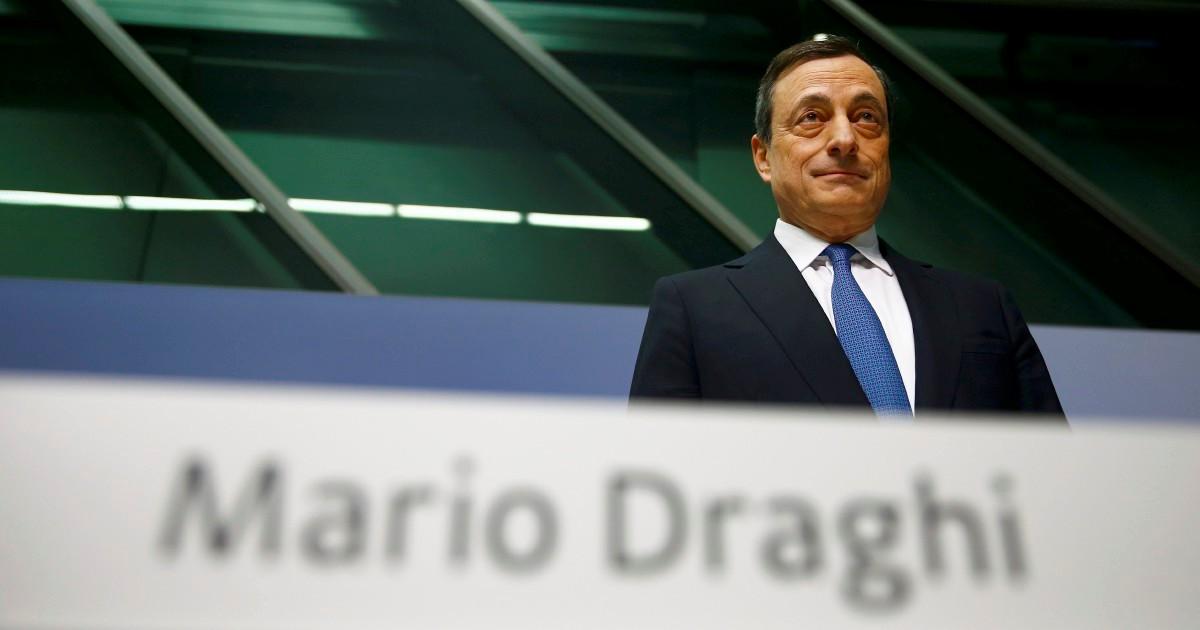 Bce: l'addio di Draghi può essere l'occasione per qualcosa di rivoluzionario. Ma guai a parlarne