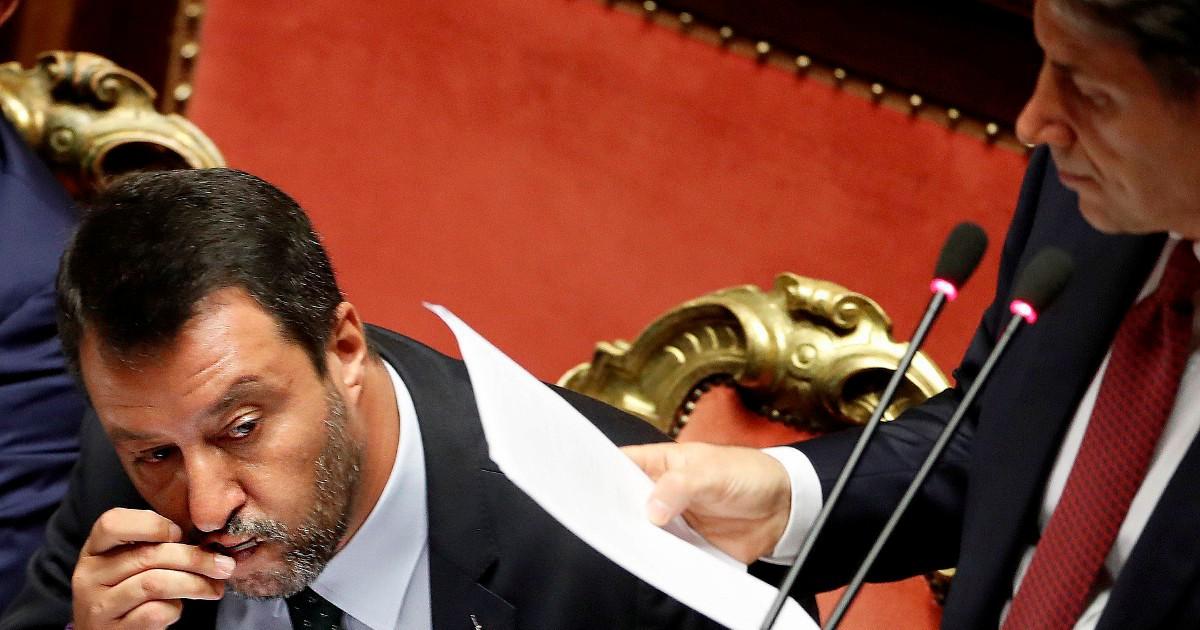 Copasir, le destre anti-Conte perché ha attaccato Salvini