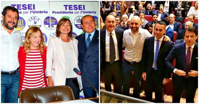 Elezioni Umbria, la Lega punta al governo. Pd-M5s, prove di alleanza: quanto pesa il voto dei 700mila alle urne