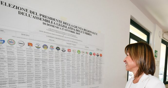 Elezioni Umbria, l'esito è scontato. L'Italia (per ora) è questa qua