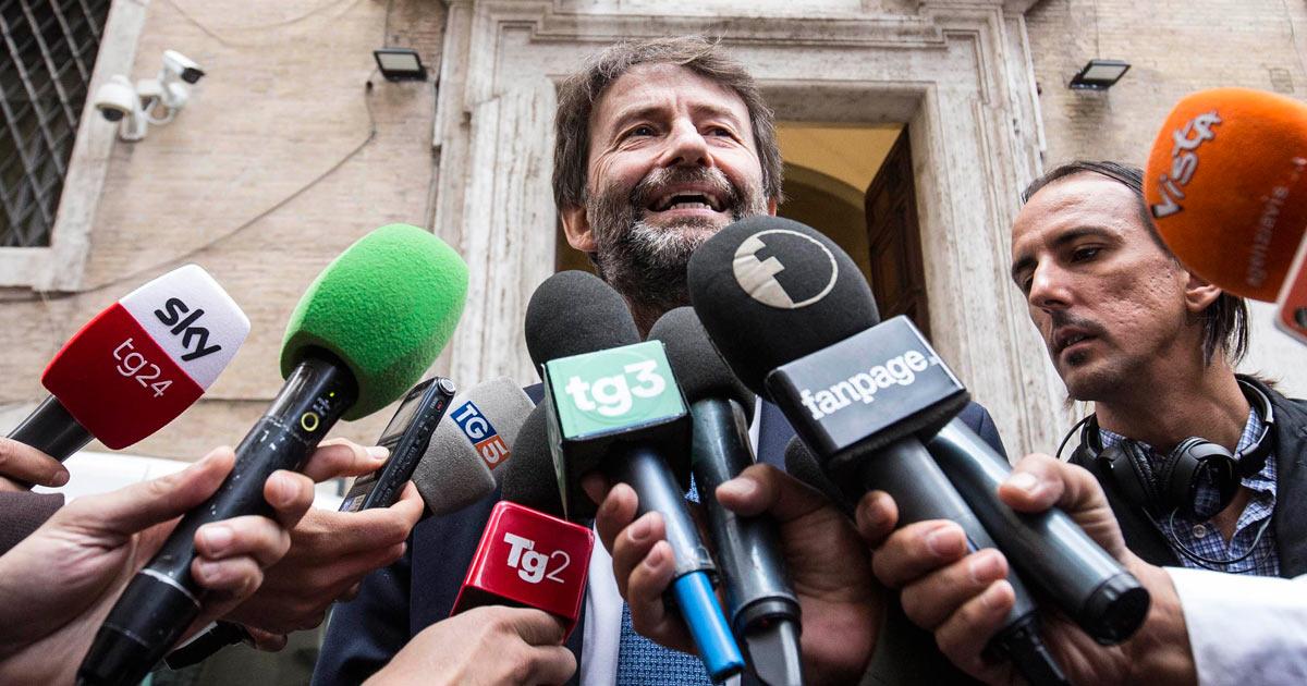 Dario Franceschini, il dem che studia da premier. Dove va lui va il potere