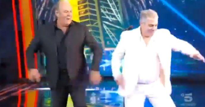 Tu Si Que Vales, Gerry Scotti si scatena in un imperdibile ballo