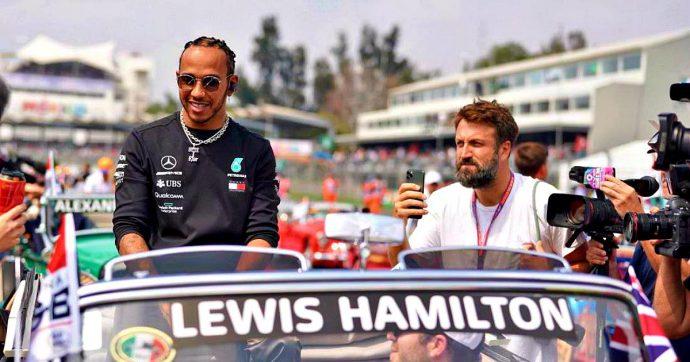 F1 Messico, vince Hamilton ma la festa per il Mondiale è rimandata: Vettel secondo