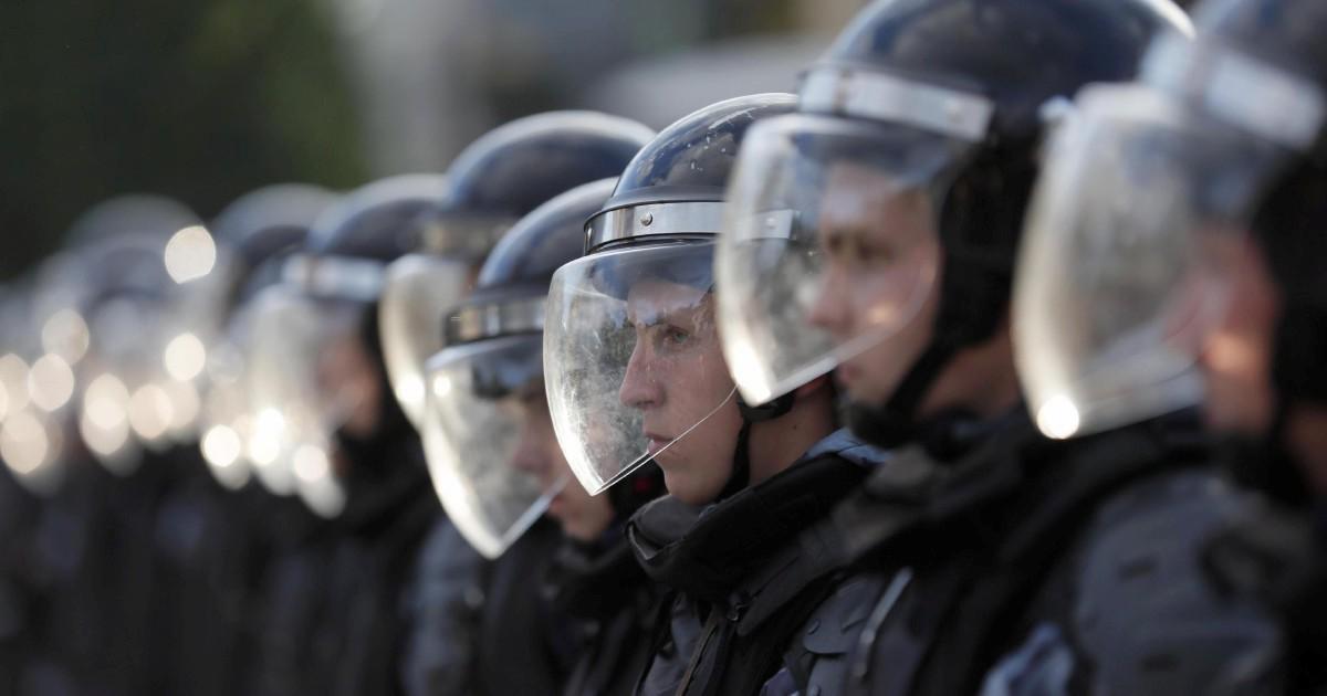 """""""Ombudsman"""", confessionale dei poliziotti russi disperati"""