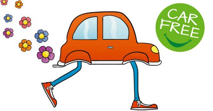 Vivere senz'auto? Non solo è possibile: è necessario