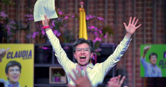 Elezioni Colombia, Claudia Lopez nuova sindaca di Bogotà: è la prima omosessuale a vincere. Governo battuto nelle grandi città