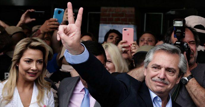 Elezioni Argentina, torna il peronismo: Alberto Fernandez vince con il 47% dei voti. Sconfitto l'ex presidente Mauricio Macri (40%)