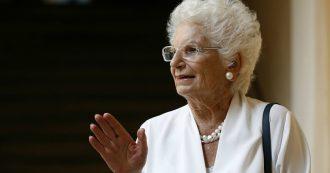 Liliana Segre, da oggi la senatrice a vita avrà la scorta: Prefetto le assegna la protezione personale dopo le minacce ricevute