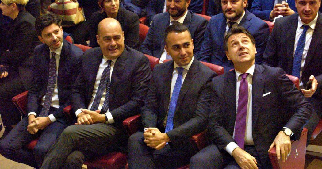 """Umbria, Conte: """"Test che non può incidere. Verremo valutati nel 2023. Foto di Narni? La rifarei mille volte"""". Salvini: """"Continua sua arroganza"""""""