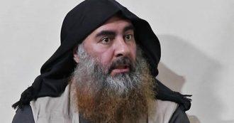 """Al Baghdadi morto, Usa: """"Un informatore dell'Isis ha rivelato ai curdi la posizione del Califfo"""""""