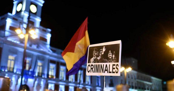 Spagna, la mossa antifà di Sànchez con i resti di Franco? Forse inutile: per 3 su 4 è elettorale