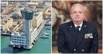 """Crollo Torre Piloti, l'ex comandante della Capitaneria Angrisano: """"Non c'è stato alcun pericolo fino all'impatto con il Jolly Nero"""""""