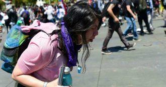 Cile, rimpasto di governo in chiave neoliberista. Proteste a Valparaiso: militari lanciano lacrimogeni anche sui bambini