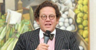 """Philippe Daverio, polemiche dopo Il Borgo dei borghi. A Le Iene confessa: """"A me la Sicilia non piace. Terroni che rosicano"""". Poi però ci ripensa: """"Chiedo scusa"""""""
