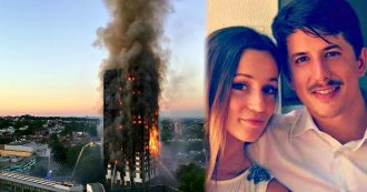 """Grenfell Tower, """"restate in casa"""": l'indicazione dei pompieri mentre il grattacielo bruciava. """"Fatale per chi era in alto"""", come i due italiani"""