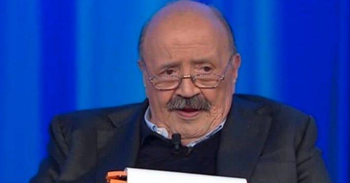 """Maurizio Costanzo: """"Proprio oggi volevo salutarlo a inizio trasmissione.  Siamo stati anni vicini di casa"""" - Il Fatto Quotidiano"""