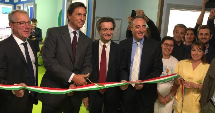 Sanità, il gruppo Recordati dona 2 milioni all'ospedale dei bambini di Milano per nuova unità degenza e rinnovo ambulatorio