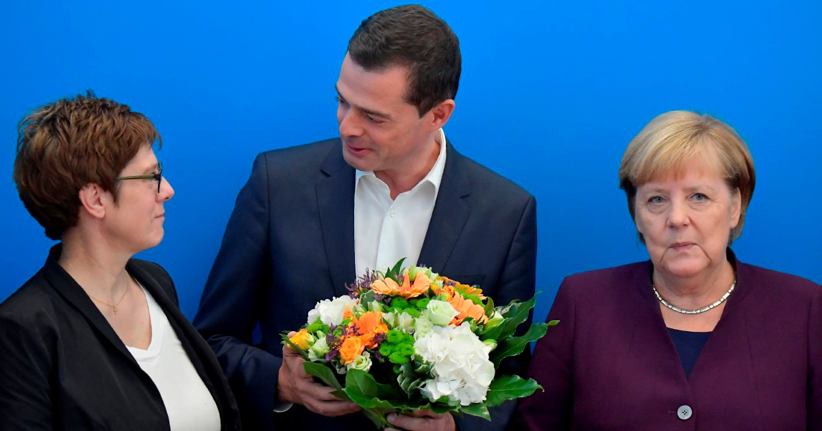 L'incubo Merkel: governare con un partito di estremisti