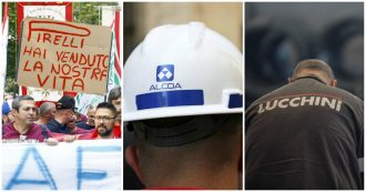 IL DOSSIER – Dall'ex Pirelli ad Alcoa: così le cessioni rimandano i problemi senza risolverli