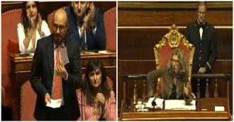 """Insulti sui social, Faraone (Iv) accusa Lega e FdI: """"Trasformate Paese in fabbrica d'odio"""". Scoppia la bagarre in Senato"""