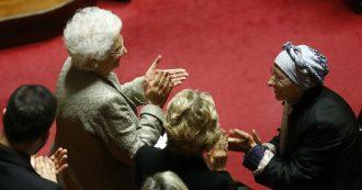 """Senato, la commissione Segre contro razzismo e antisemitismo nasce senza i voti del centrodestra. Ma Fi si spacca: """"Traditi nostri valori"""""""