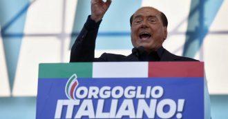 """Taglio dei parlamentari, ora Berlusconi si dice """"perplesso"""": """"Sto ancora riflettendo. Ma a eletti e militanti lascio assoluta libertà di voto"""""""