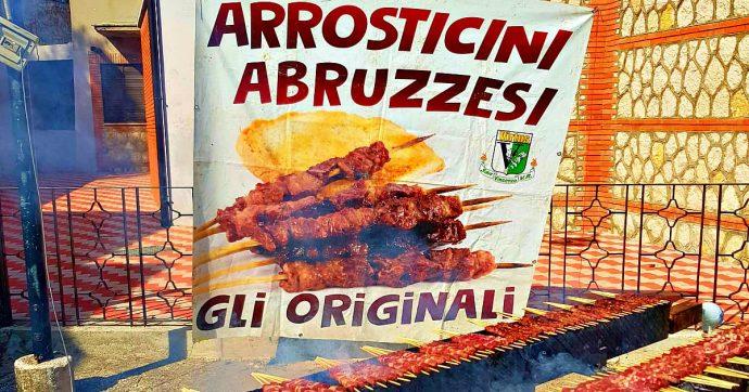 Domeniche bestiali – La ricetta del calcio minore: arrosticini per tutti e sale grosso lanciato all'arbitro. Poi c'è chi imita Weah