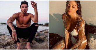 """Belen Rodriguez e Andrea Damante, """"il tradimento si è consumato dopo il concerto di Fedez e J-Ax"""". E in Rete spunta un video"""
