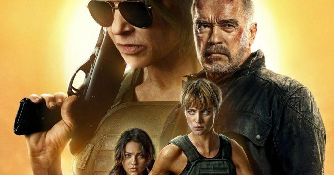 Terminator Destino Oscuro, l'origine è la meta: il grandioso ritorno di Sarah Connors e T-800 Schwarzenegger