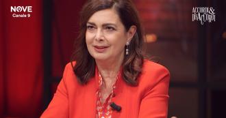 """Accordi & Disaccordi (Nove), Boldrini: """"La destra contro Segre? Siamo al punto di non ritorno"""""""