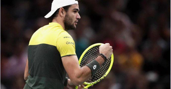 Tennis, Matteo Berrettini alle Atp Finals: ecco come il 23enne ha scalato in una stagione la classifica, entrando nella Top 10 mondiale