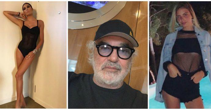 """Elisabetta Gregoraci contro Flavio Briatore e la sua nuova fidanzata di 49 anni più giovane: """"Fa rabbrividire"""""""