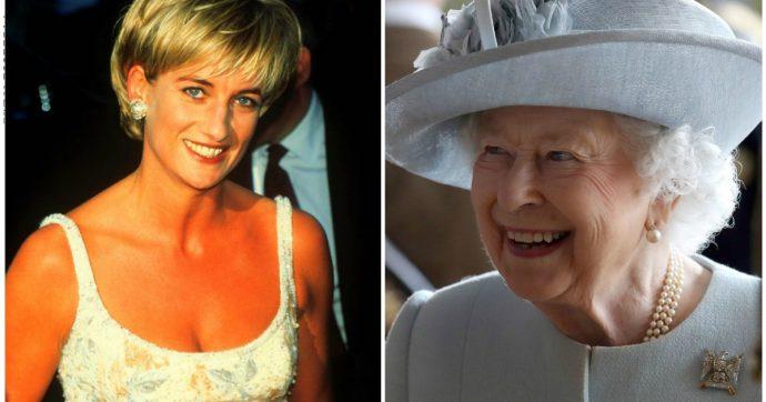 """""""La regina Elisabetta ha fatto fare un rito per allontanare il fantasma di Lady Diana"""""""