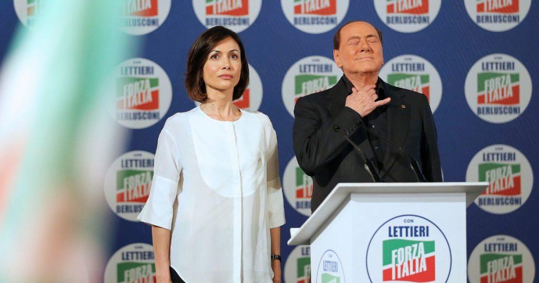 B. molla la Carfagna: ma lei va con Toti, non con Renzi