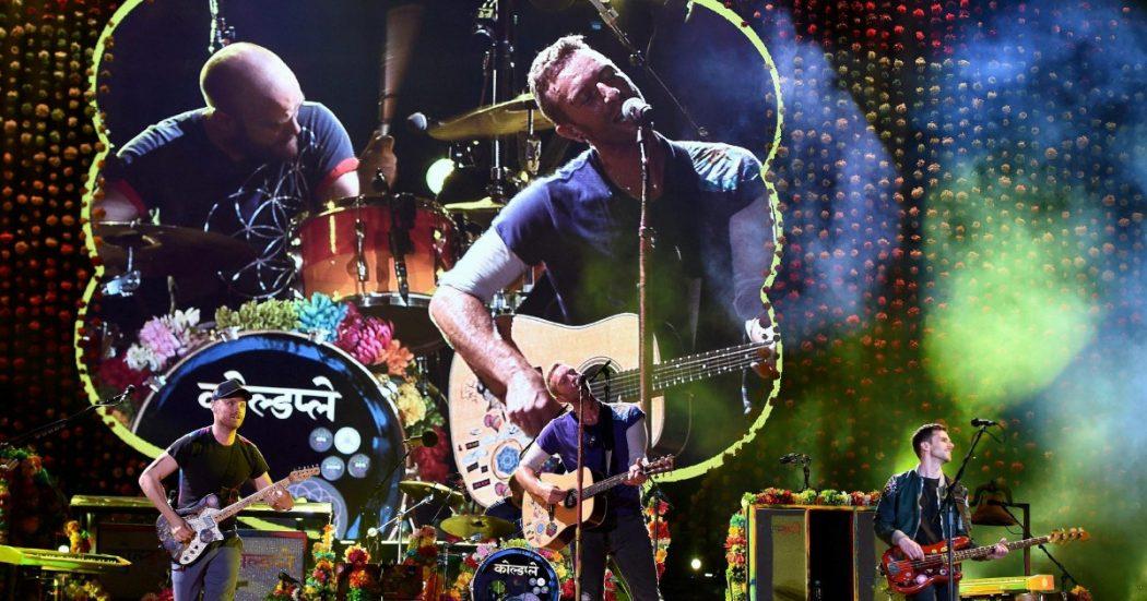 Ecco i Coldplay in diretta su Youtube: marketing o nuova frontiera dei live?