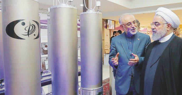 """Iran, Rohani apre la """"quarta fase"""" del disimpegno sul nucleare: nuove centrifughe e 5 Kg di uranio arricchito al giorno"""